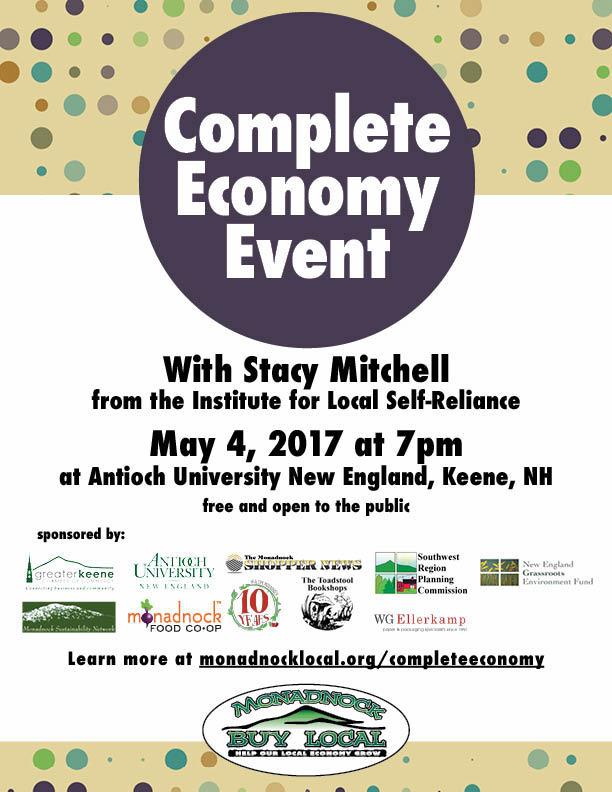 Complete Economy Event 2017 - smaller