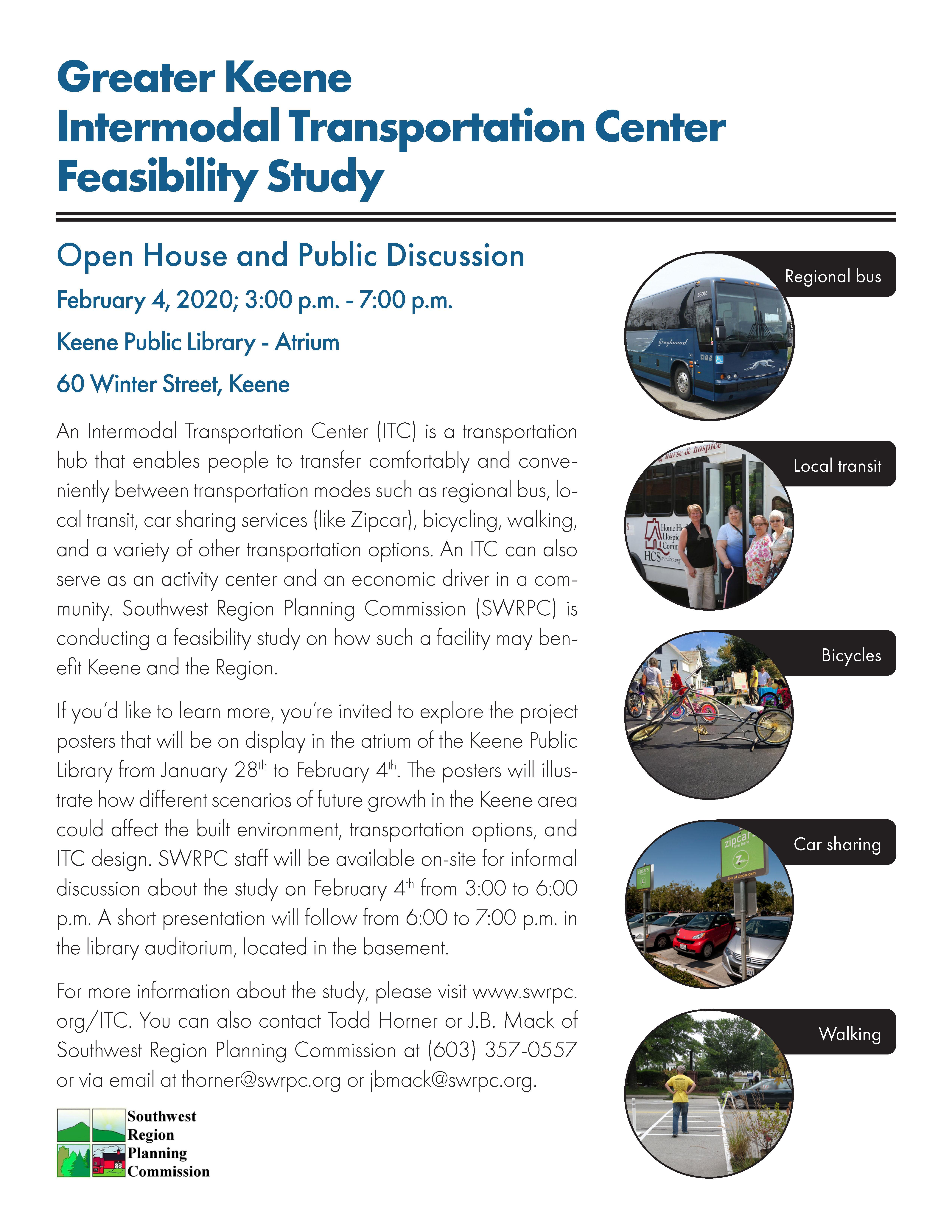 ITC Phase III Public Meeting Flyer